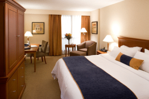 Guest Rooms - Delta Hotels Convention Centre