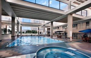 Swimming Pool - Delta Hotels Convention Centre