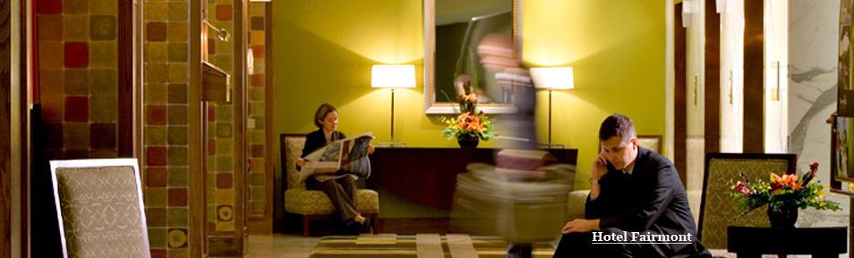 Downtown Hotel Fairmont