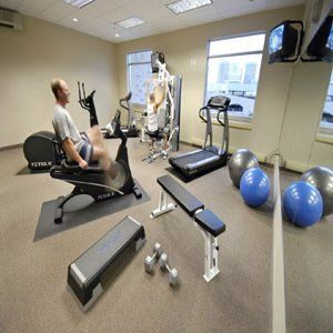 Inn At The Forks Hotel - Fitness Facility